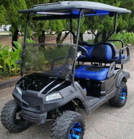 Golf Cart Sales, Service & Rental In Clearwater, Florida